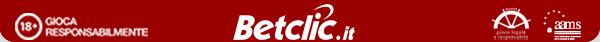 Betclic sostiene il gioco sicuro. BetClic opera in Italia con licenza AAMS n.15202